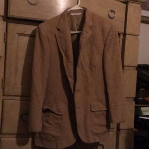 Other - PBM men's dress coat from Dillard's 💯 camel hair